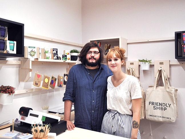 Caterina e Nicolae di Friendly Shop